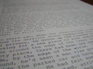 printedletter